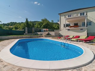 Stunning home in Sinj w/ Outdoor swimming pool, WiFi and 5 Bedrooms (CDE970)