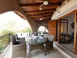 Luxury 2-bedroom sea front villa in Patara Resort