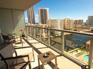 Beachwalk Two Bedrooms Apartment, Private Beach Miami - Beach Resort Rental