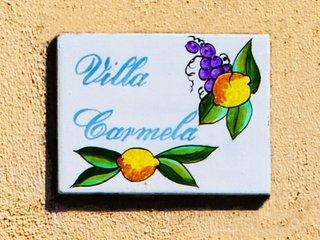 Villa Carmela Capotosto