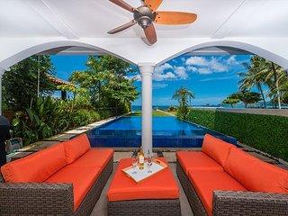 NEW ADD!! Stunning oceanfront home in Playa Potrero