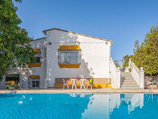 Stunning home in Tomares with WiFi and 7 Bedrooms (EAC258)