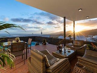 Villa Saudade: Impresionantes vistas con piscina climatizada