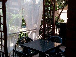 BREZZA MARINA casavacanze ostia Splendido appartamento e giardino vicino al mare