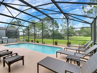 South Facing Pool in Gated Community!