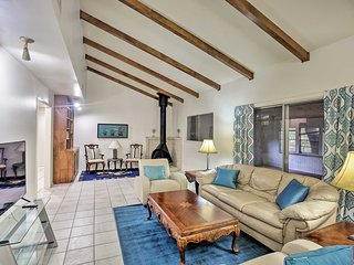 NEW! Charming San Antonio Abode ~ 10 Mi to Dwtn