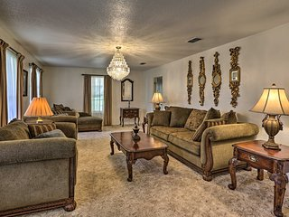 NEW! Family-Friendly Tallahassee Home, 9Mi to FAMU