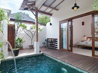 Ke Rensia Private Pool Studio Villa Gili Air