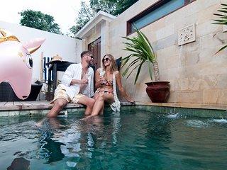 Honeymoon KeRensia Private Pool Villa
