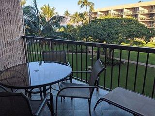 Maui Sunset 312B ~ 1 BR, 2 BA, Full Kitchen, Ocean View!