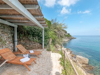Villa Lo Scoglio 10 metri dal mare
