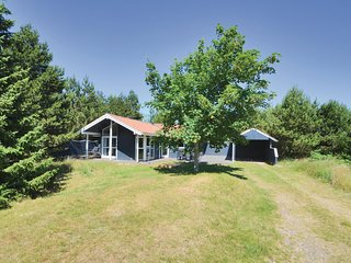 Nice home in Thisted w/ Sauna, WiFi and 4 Bedrooms (B09202)