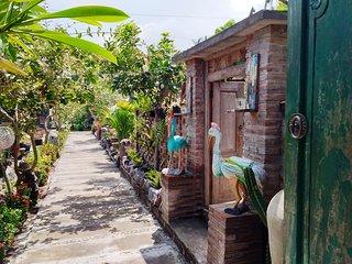 Complex Rumah Kampoeng, nice cozy house mango