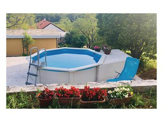 Awesome home in Krasica w/ WiFi and 2 Bedrooms (CKA102)