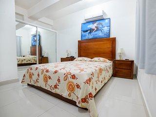 Apartamento con vista colonial