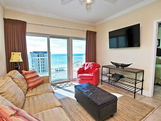 Crystal Tower 908 - 9th Floor with Luxury Amenities!  Great for families or