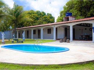 Aconchegante sítio no Iguape.