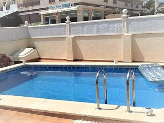 CABO ROIG 3 BED WITH PRIVATE POOL ( E2 )