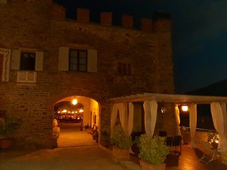 Chianti Castle lodging 6F