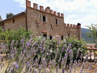 Chianti Castle lodging 8c
