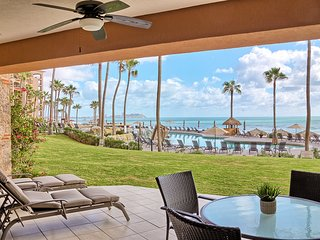 The Perfect Family Condo Steps From The Beach  At The Sonoran Sea Resort