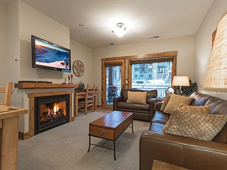 Perfect Whitefish Mountain ski and summer condo!!