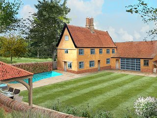 77522 Cottage situated in Heveningham