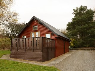 77644 Log Cabin situated in Castle Douglas 12mls SW