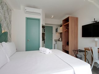 360 Suites Downtown Luz - Apartamento Superior 1