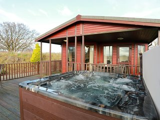 77648 Log Cabin situated in Castle Douglas 12mls SW