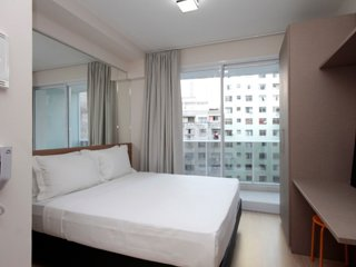 360 Suites Downtown Sé - Apartamento Deluxe 3