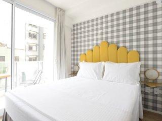 360 Suites Downtown Sé - Apartamento Deluxe 1
