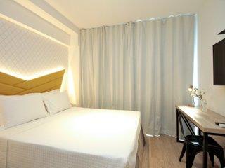 360 Suites Downtown Sé - Apartamento Superior 3