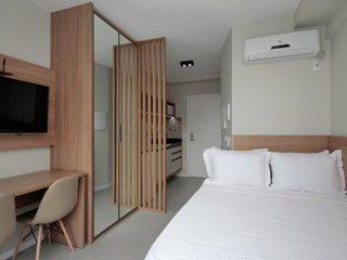 360 Suites Downtown Sé - Apartamento Deluxe 2