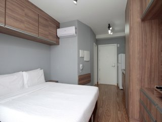 360 Suites Downtown Sé - Apartamento Superior 1