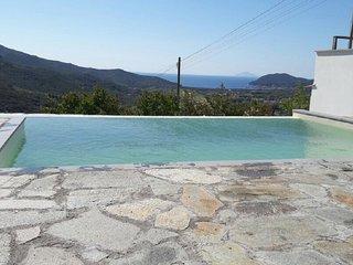 Trilocale Zaira House, relax con piscina esclusiva. Posizione panoramica