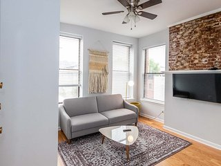 Bright & Comfy 1BR , 15 min from NYC