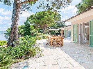 Villa Le Sprizze, nuovissima villa con fantastica vista mare.