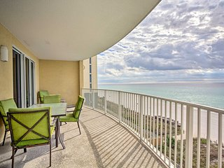 NEW! Oceanfront PCB Condo w/ Pool + Beach Access!