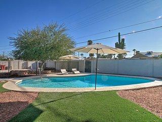 Upscale Scottsdale Oasis w/ Private Hot Tub & BBQ!