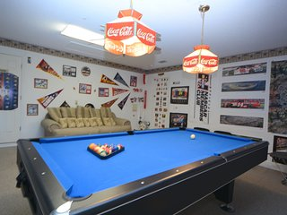324107 4-Bed Disney Area Pool Home*Spa *Games Room