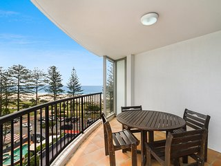 Calypso Towers  501 - Coolangatta Beachfront - Newly Renovated!