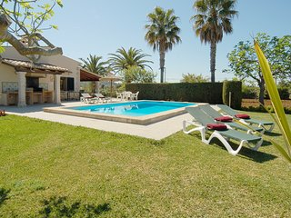 Villa Tencotes. Nice Pollensa countryside location.