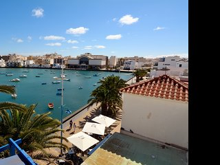 Apartment Top Charco Sea Views with Terrace