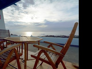 Apartment Estrella de Mar First line Sea Views Punta Mujeres