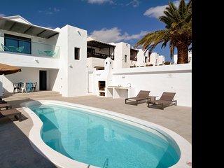 Villa Aquamarine Private Pool Puerto del carmen