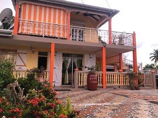 Beautiful apt with balcony & Wifi