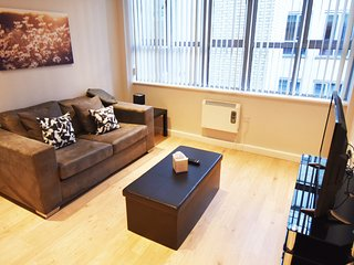 Toothbrush Apartments 1 Bed Apartment, Central Ipswich, (2nd Flr)
