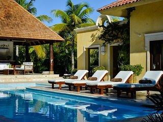 Villa BOUGAINVILLE at Cap Cana, Punta Cana