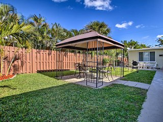 NEW! Pompano Beach Retreat: 1 Mi to Oceanfront Fun
